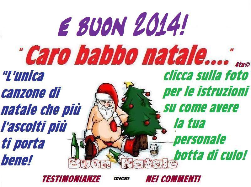 Buon Natale Buon Natale Canzone.Foto Immagini Di Buon Natale E Buon Anno Frasi Video Frasi Per