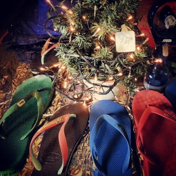 Auguri Di Natale Bellissimi.Buone Infradito A Tutti Auguri Di Natale Divertenti E Simpatici