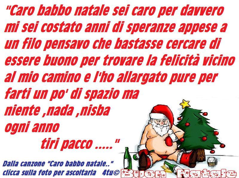 Frasi Canzoni Natale.Buon 2014 Frasi E Foto Di Natale Spiritose Canzoni