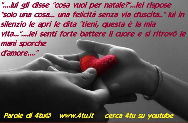 Frasi Natale E Amore.Frasi Aforismi Tag Video Canzoni Poesie D Amore Le