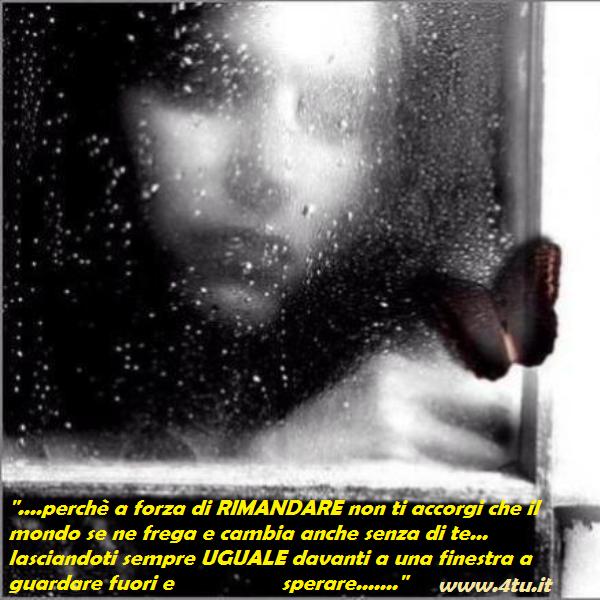 Estremamente Le più belle frasi sulla pioggia – tra pioggia e malinconia  FR01