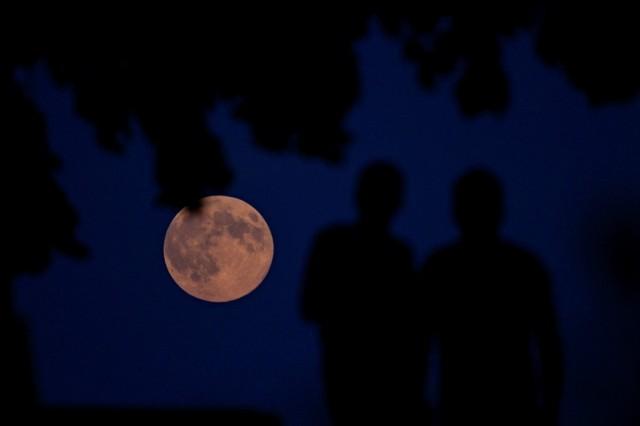 foto immagini della superluna agosto 2014 2015