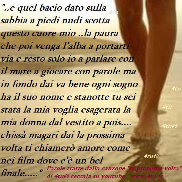 Frasi Belle Canzoni Italiane
