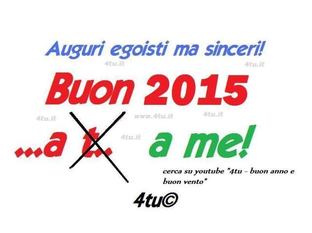 4tu buon anno immagini auguri divertenti buon 2015 for Messaggi divertenti di buon anno