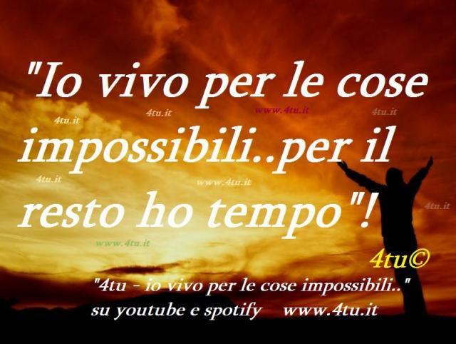 cose impossibili