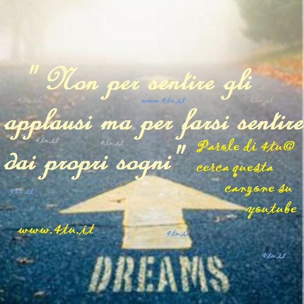sogni, sognare, dream, dreaming, dream on