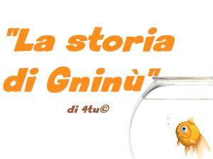 la storia di gninù