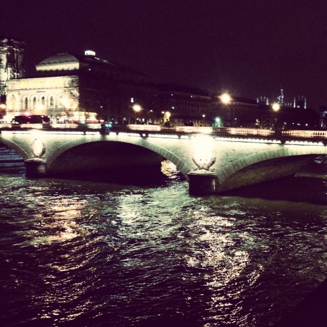 notte francia parigi nuit paris noche