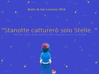 notte di san lorenzo 10 agosto pokemon go