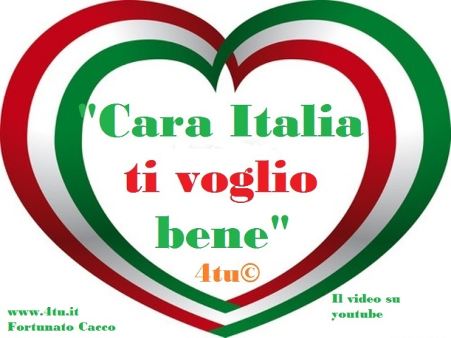 cara italia ti voglio bene